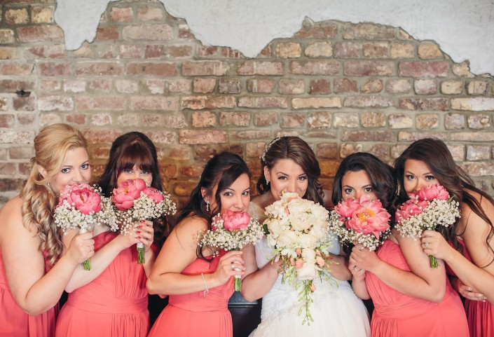 Historic Rice Mill Bridal Party