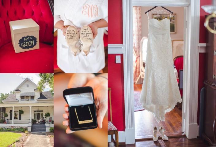 Wedding Dress Details Custom Hanger