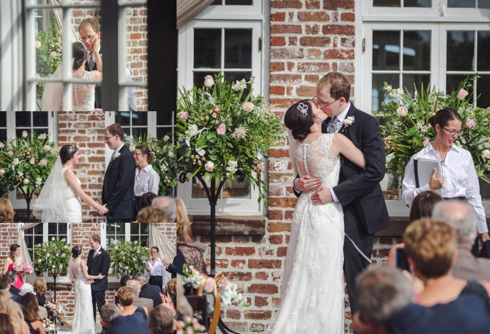 Historic Rice Mill Wedding Ceremony