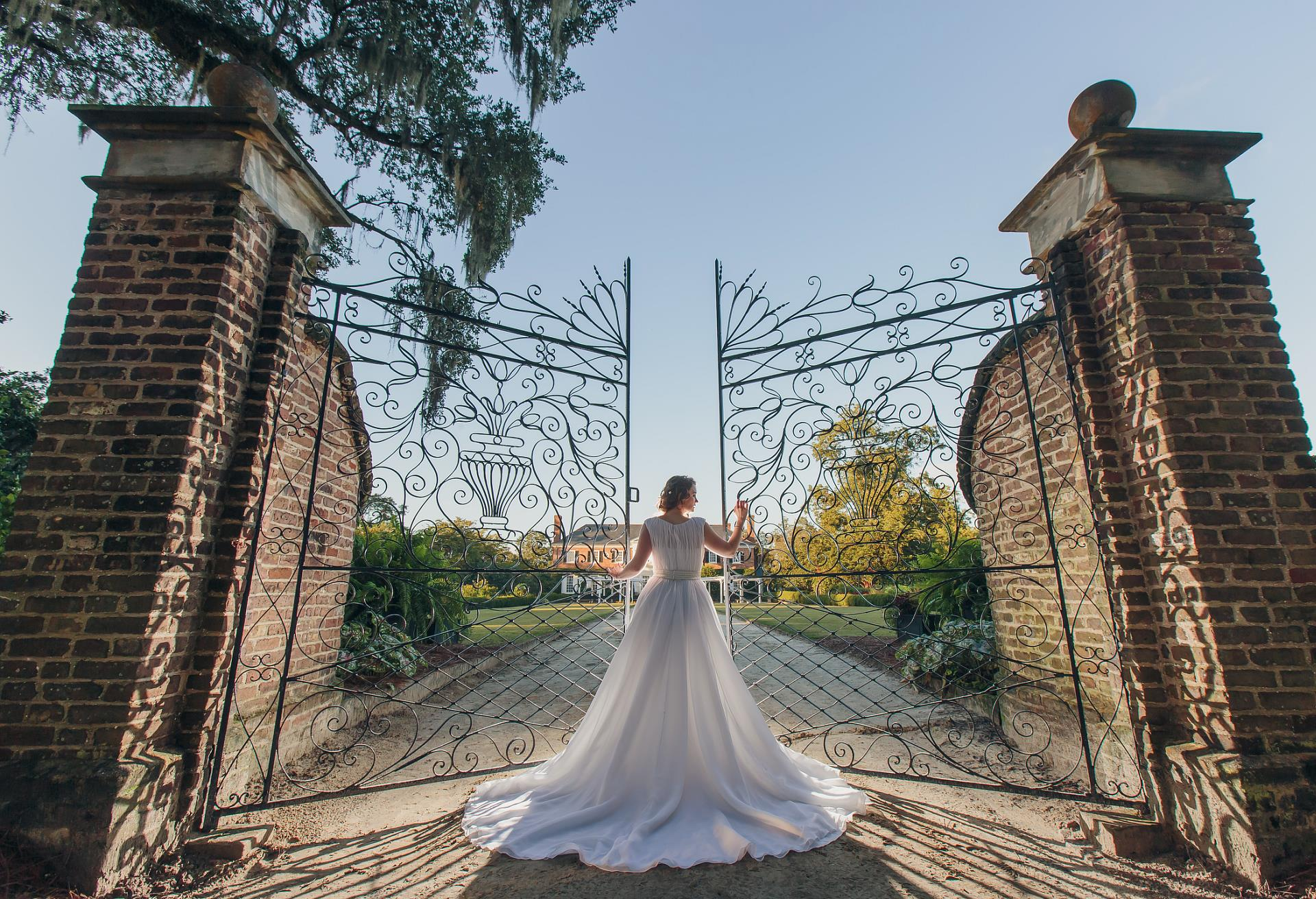 Boone Hall Plantation Wedding 021 (Sides 41-42)