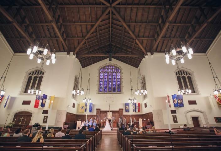 Summerall Chapel Wedding Photography