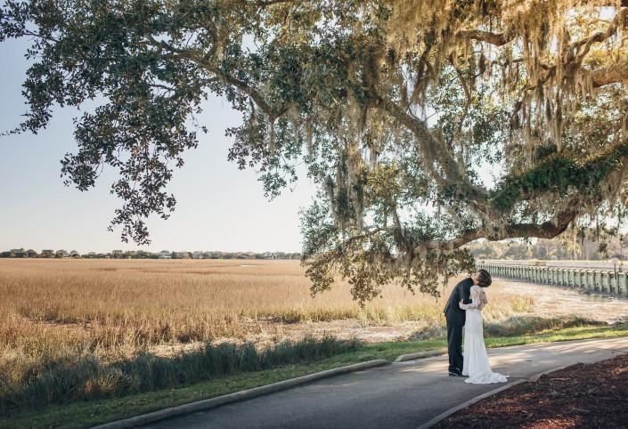 Pawleys Plantation Wedding By Marsh