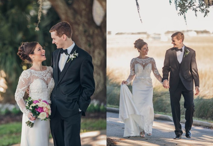 Pawleys Plantation Wedding Beautiful Dress