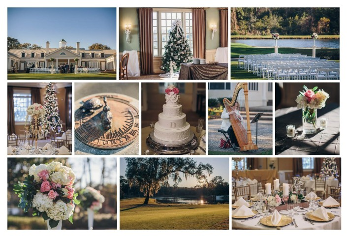 Pawleys Plantation Wedding Location