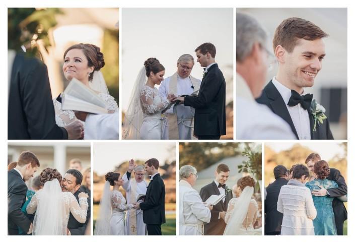 Pawleys Plantation Wedding Ceremony