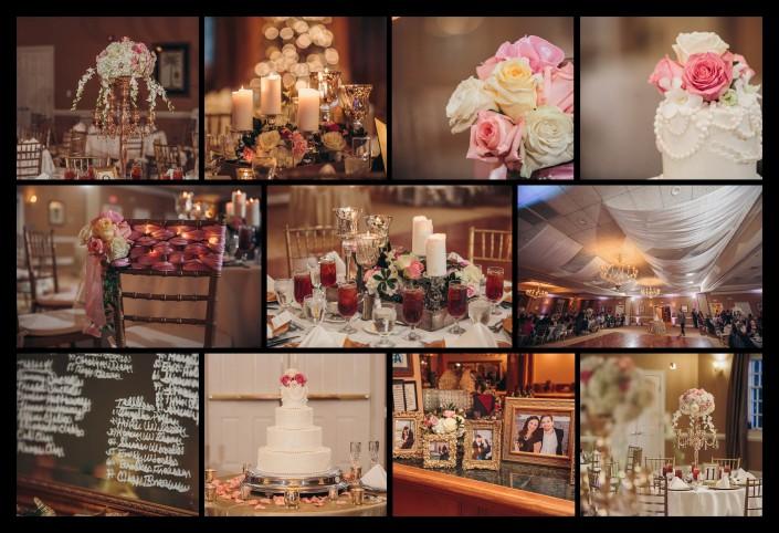 Pawleys Plantation Wedding Arrangements