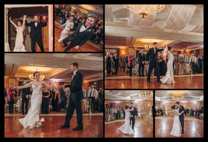 Pawleys Plantation Wedding Bride & Groom Dance