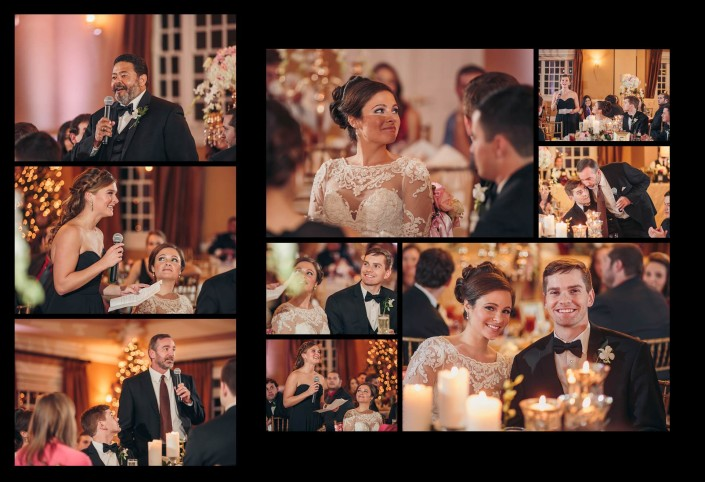 Pawleys Plantation Wedding Toasts