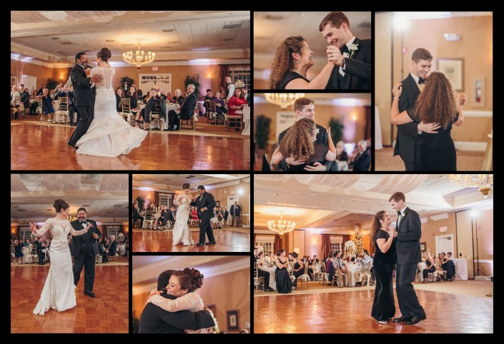 Pawleys Plantation Wedding Bride Dance