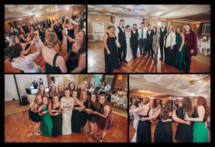 Pawleys Plantation Wedding Party