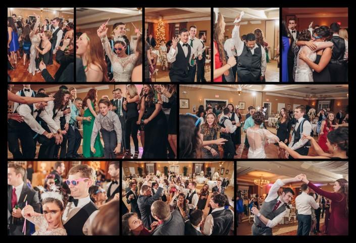 Pawleys Plantation Wedding Collage