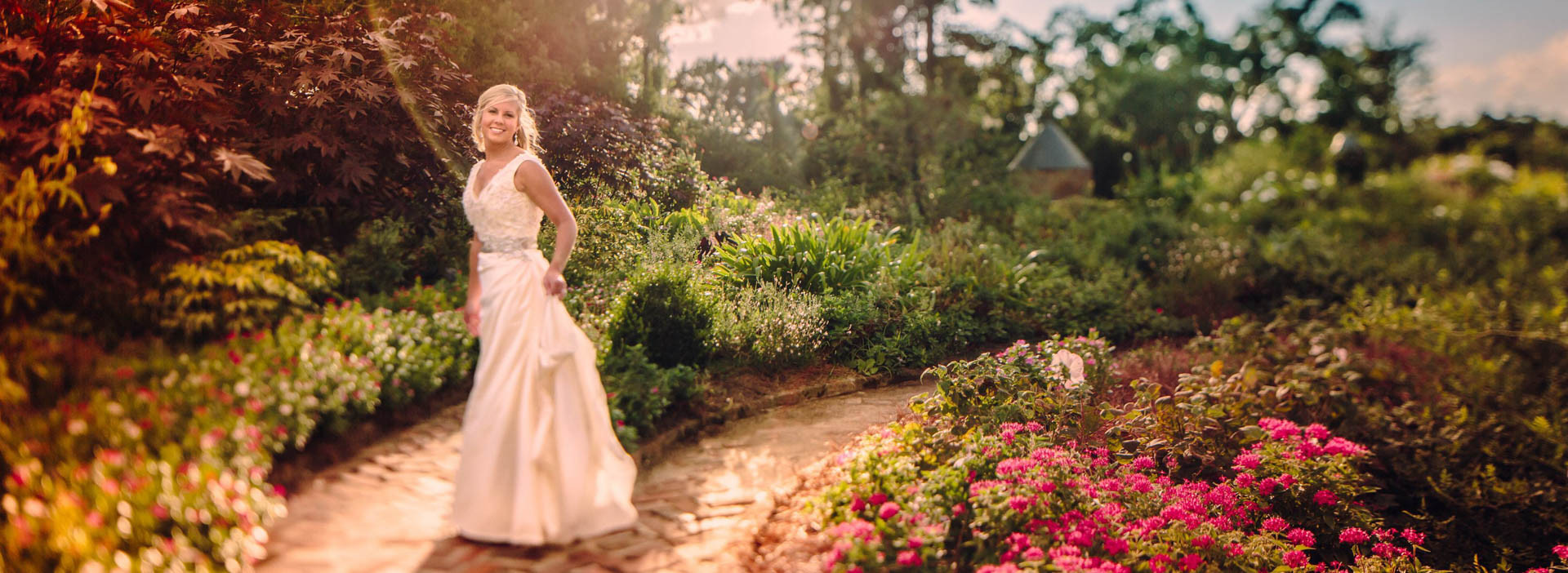 Boone Hall Plantation Bridal Portraits