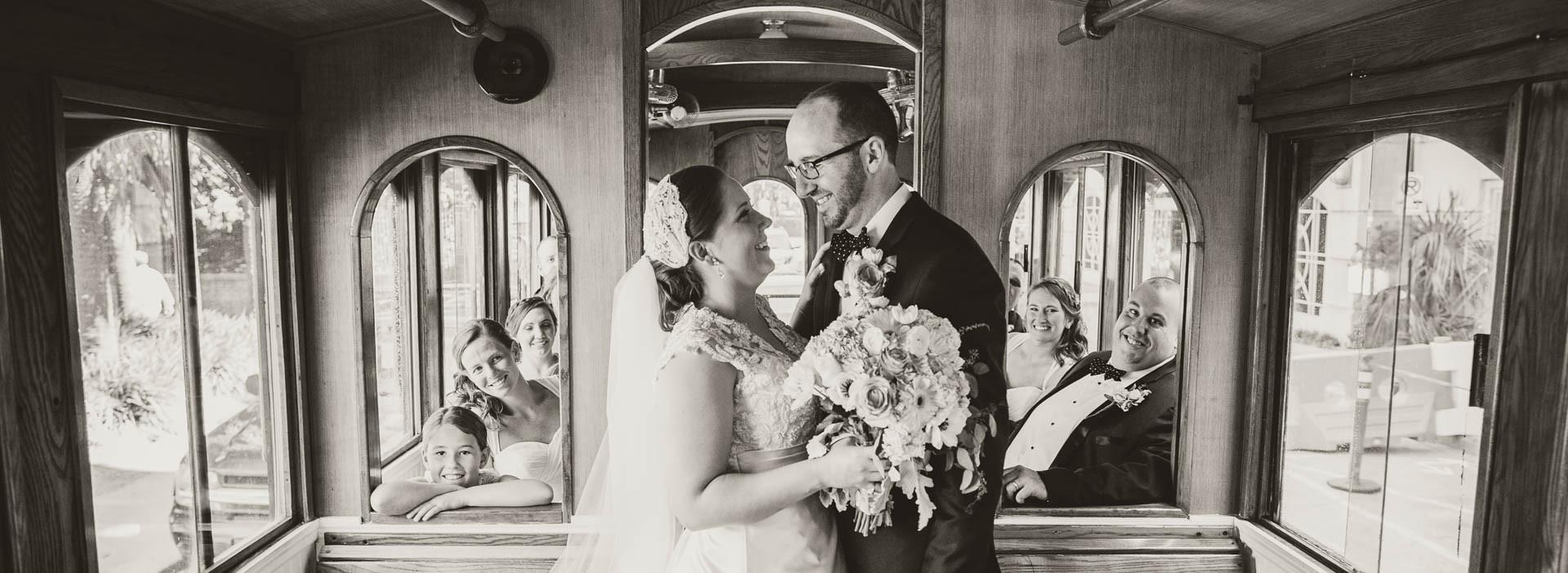 Charleston Hotel Wedding Photographer