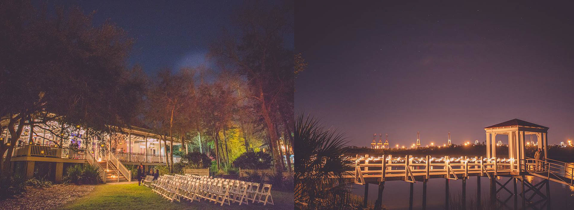 Charleston Wedding Photographer at Creek Club at I'On