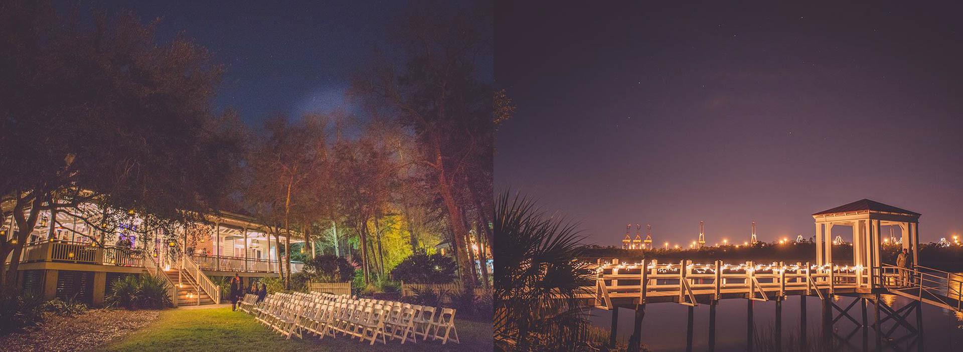 Charleston Wedding Photographer at Creek Club at I'On