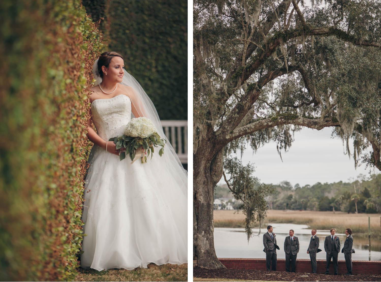 Bridal and Groomsmen