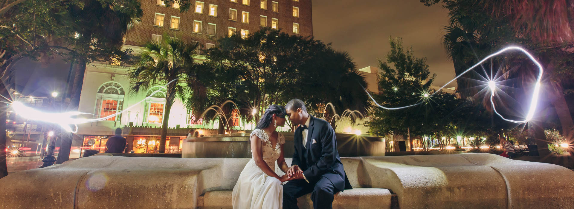 Francis Marion Charleston Wedding