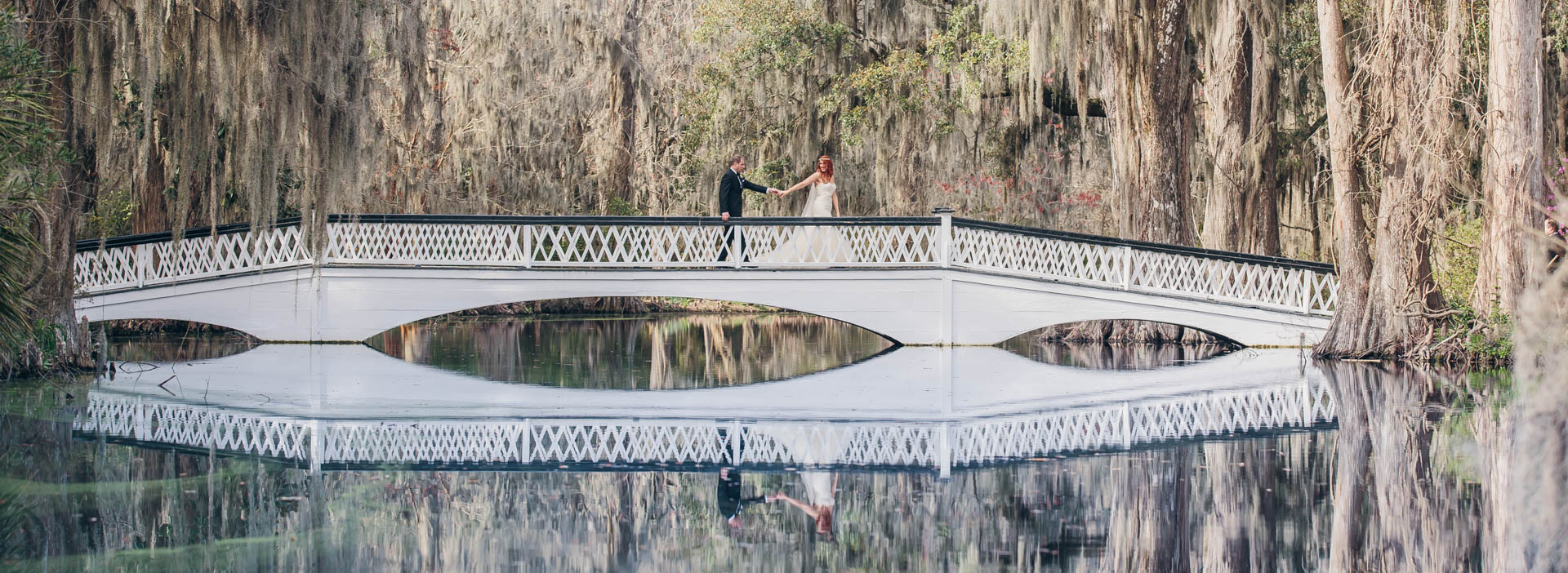 Wedding Photography at Magnolia Plantation