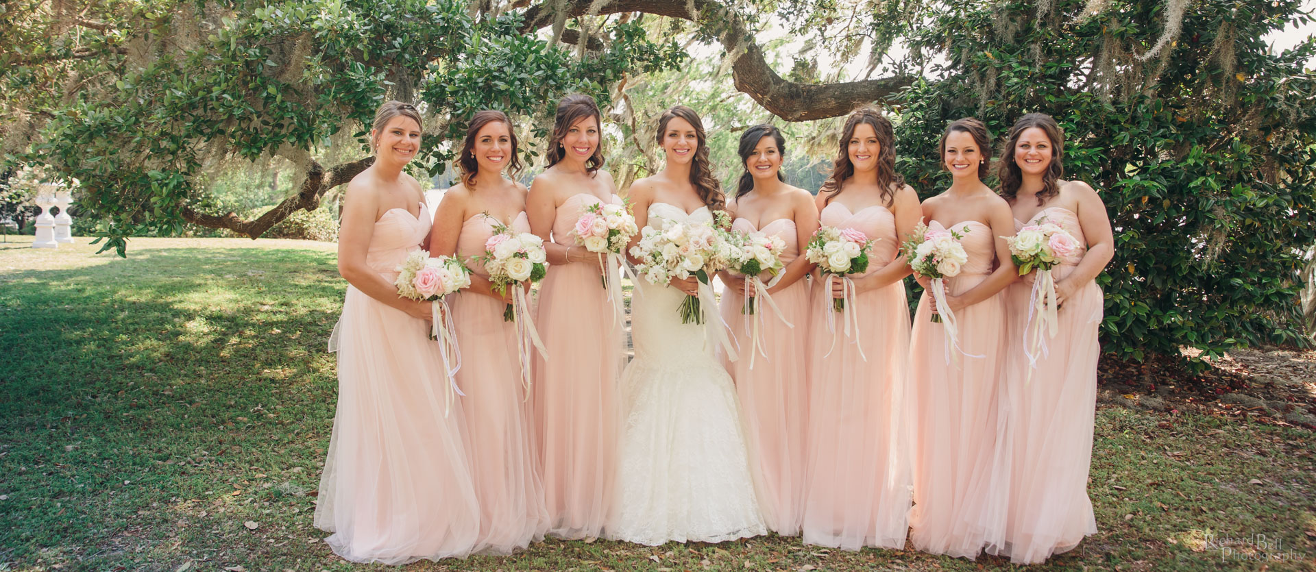 Alissa and Bridemaids