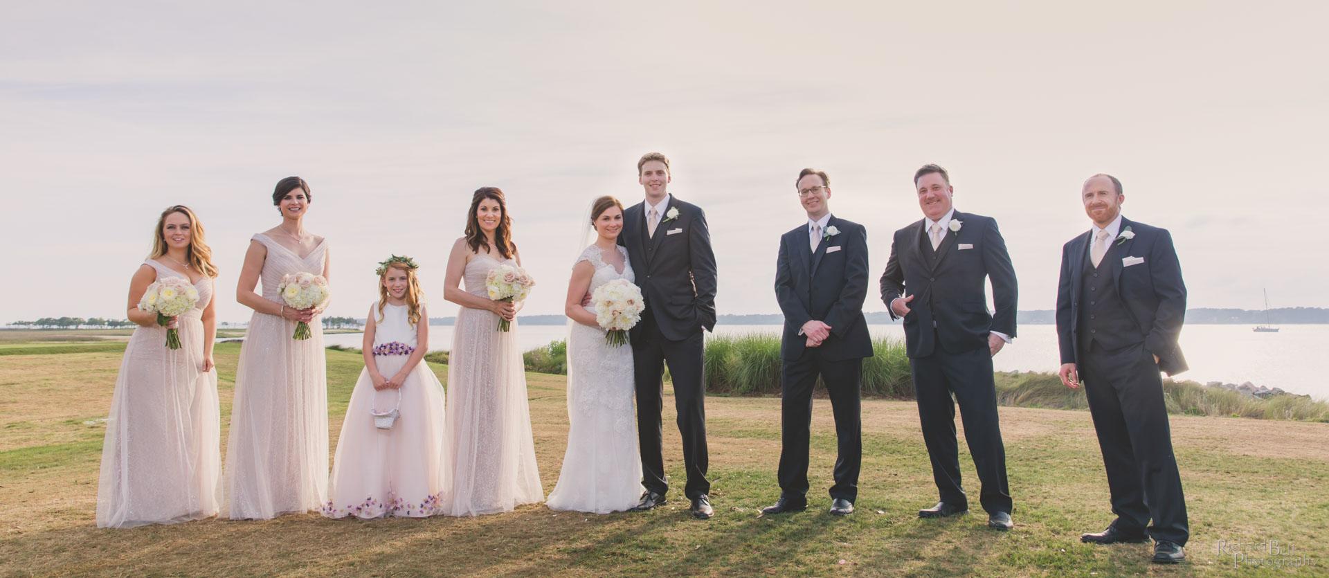 Carter Wedding Party