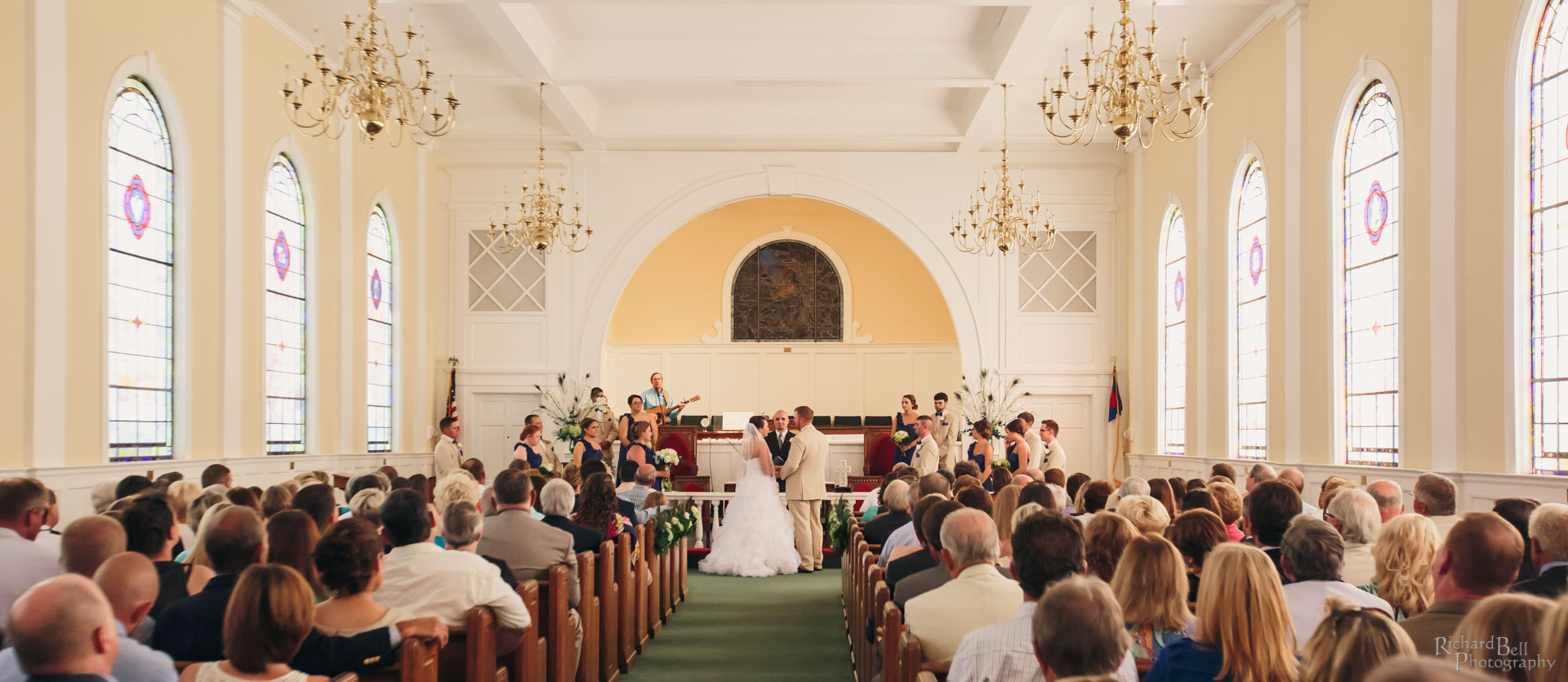 Felkel Church Ceremony