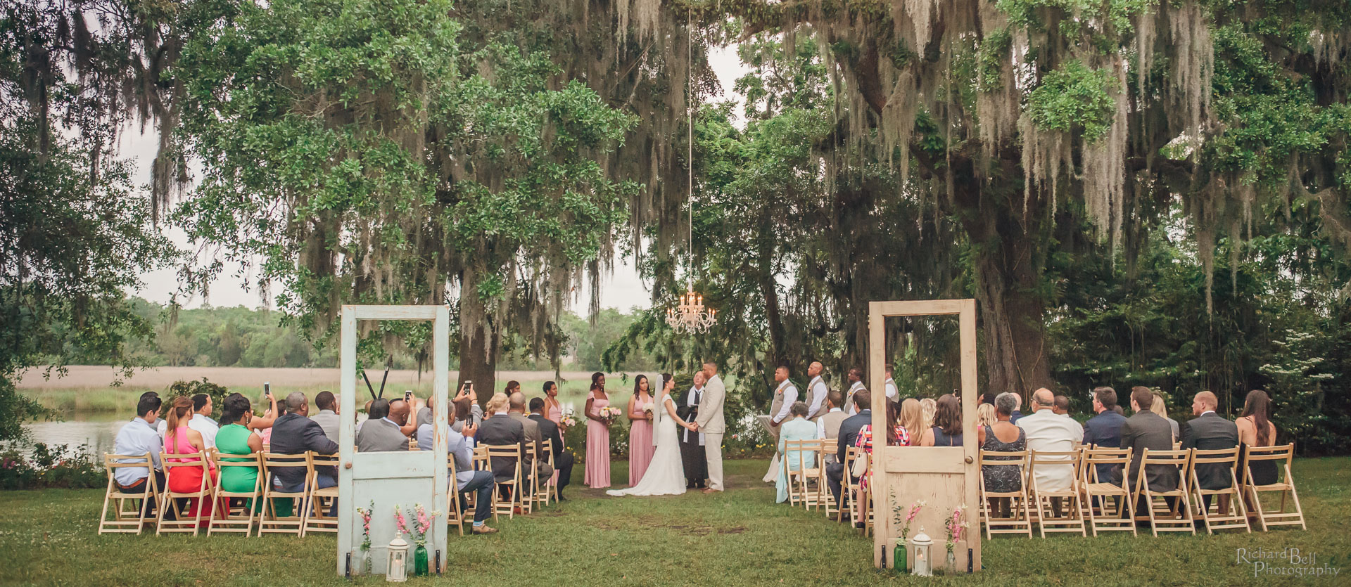 Magnolia Plantation Carriage House Ceremony