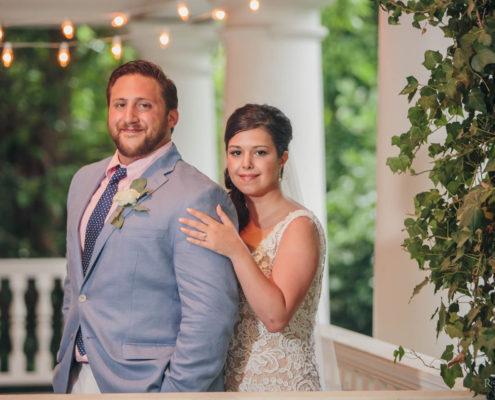 Bride and Groom Veranda