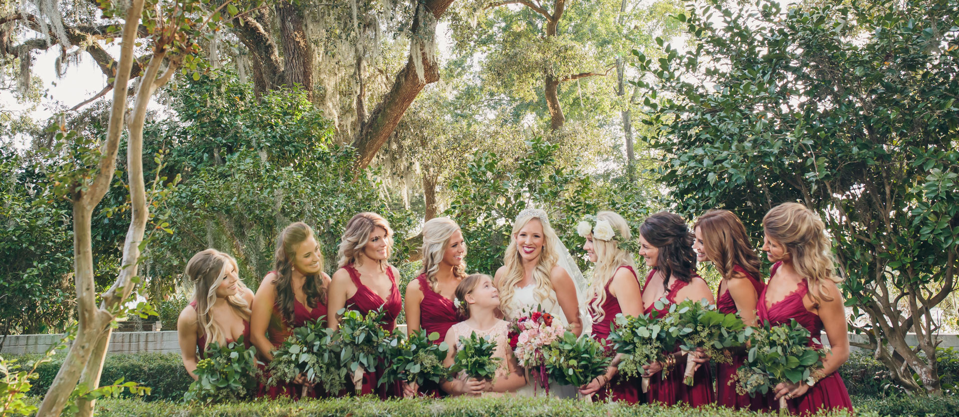 bride-and-her-ladies