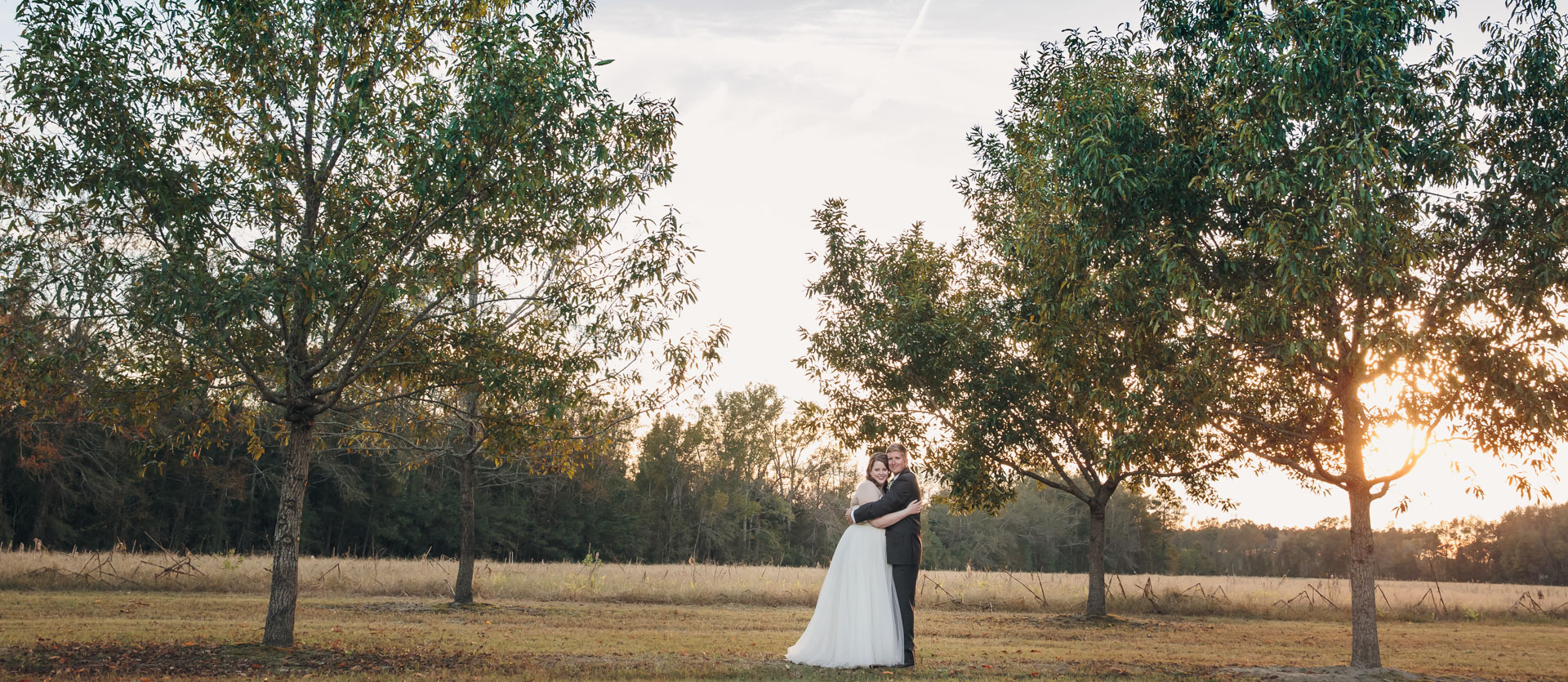 bride-and-groom-embrace