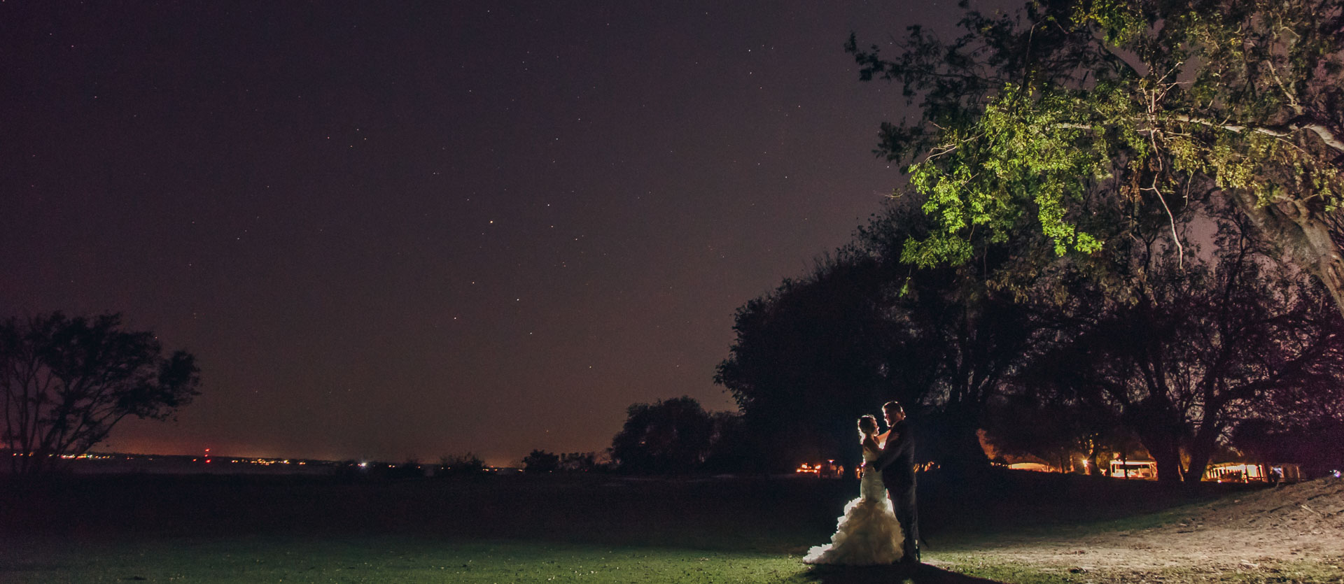 night-with-bride-and-groom