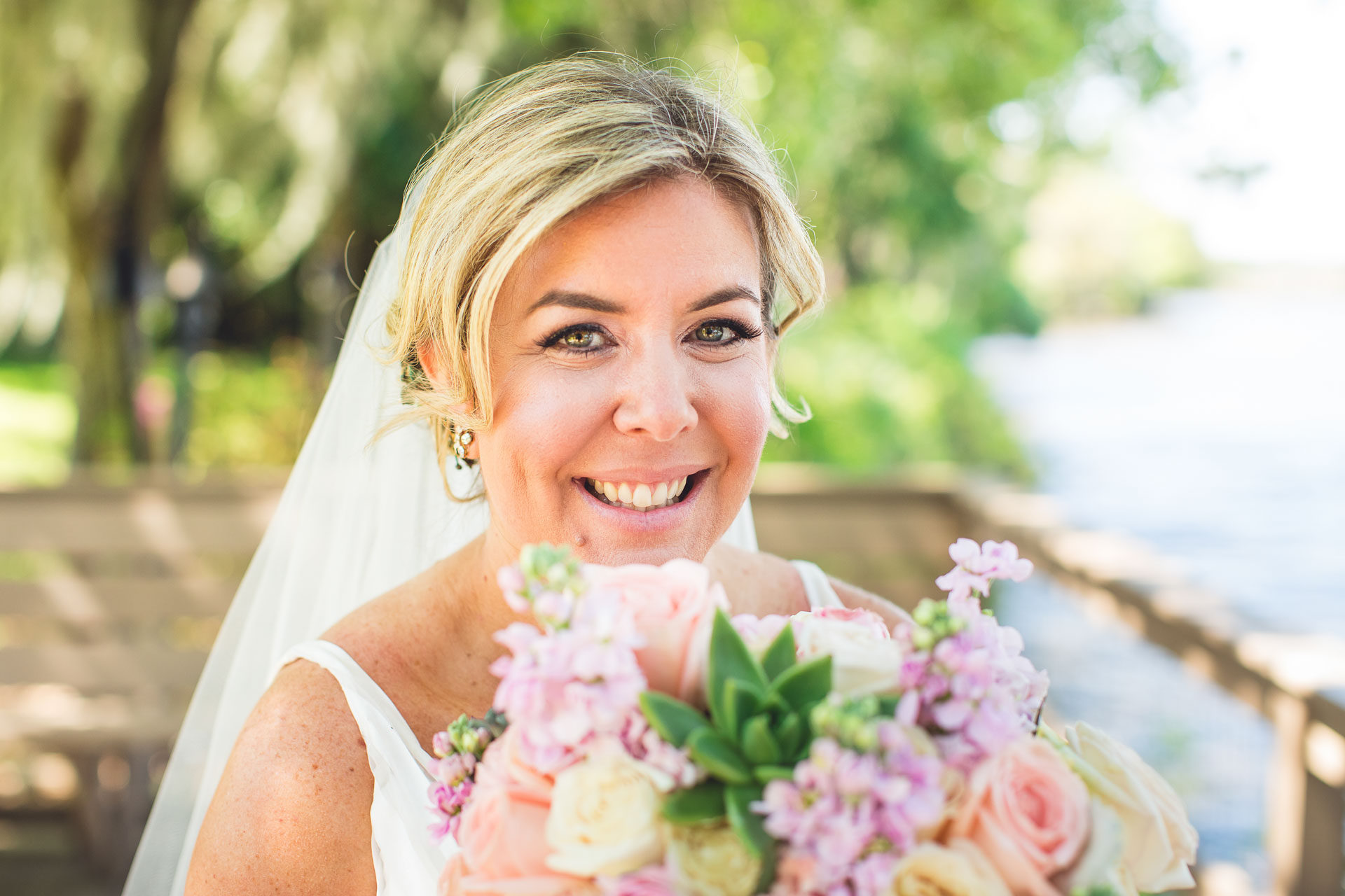 Lindsay & Matthew – Charleston Wedding Photography