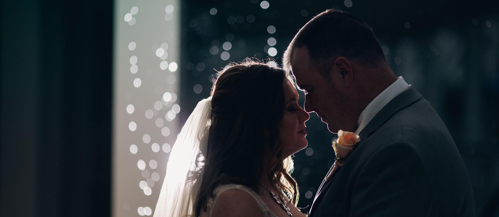 Rachel and Brent