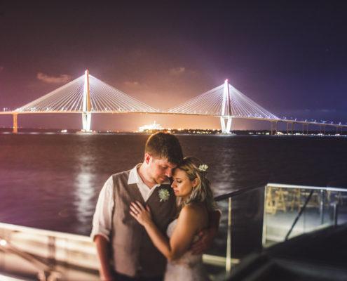 Wedding at South Carolina Aquarium