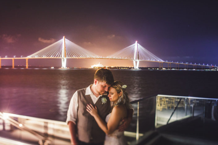 Wedding at South Carolina Aquarium