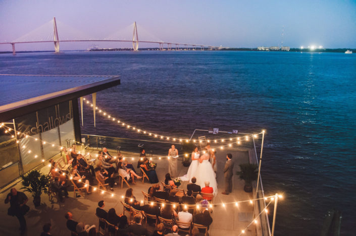 South Carolina Aquarium Wedding