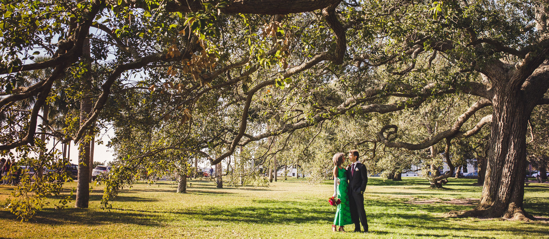 Marianne & Brad – Charleston Wedding Photography
