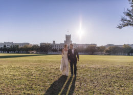 Summerall Chapel Wedding