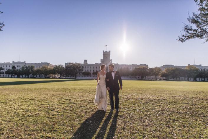 Summerall Chapel Wedding