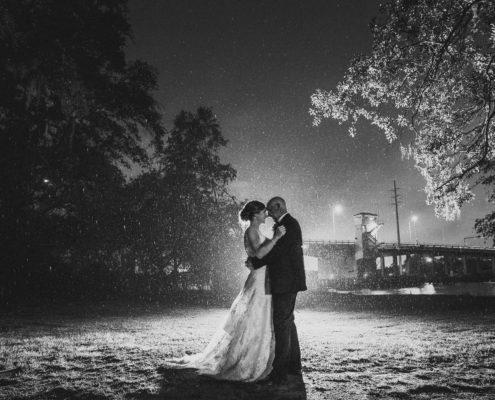 Charleston Rain Wedding