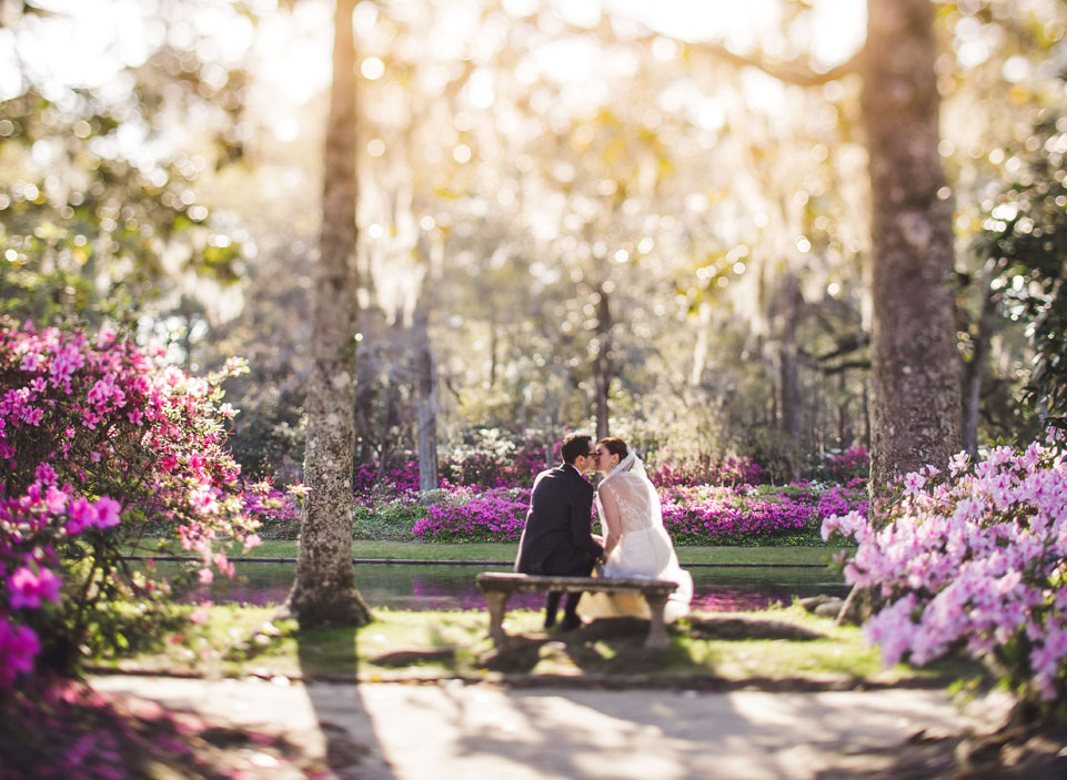 Middleton Place Wedding