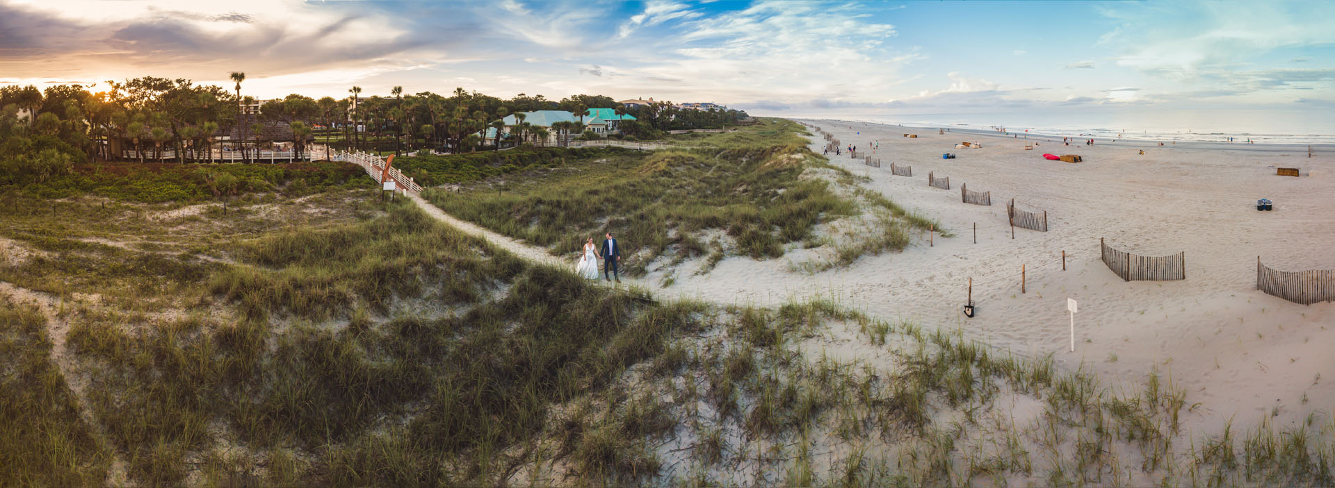 South Carolina Beach Wedding
