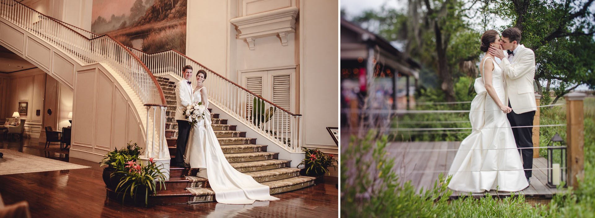 Spring Charleston Wedding