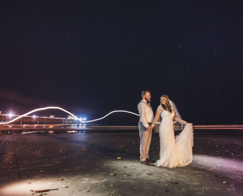 Folly Beach Wedding