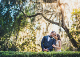 Magnolia Plantation Wedding