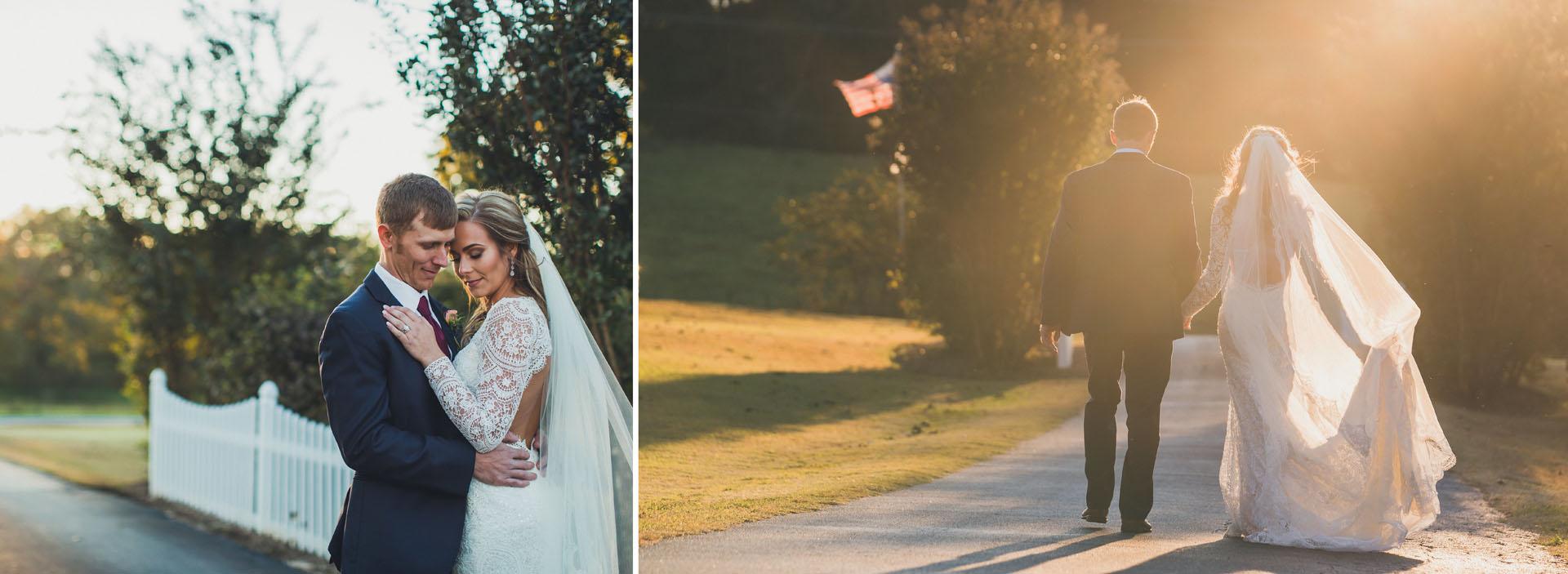 Fall South Carolina Wedding