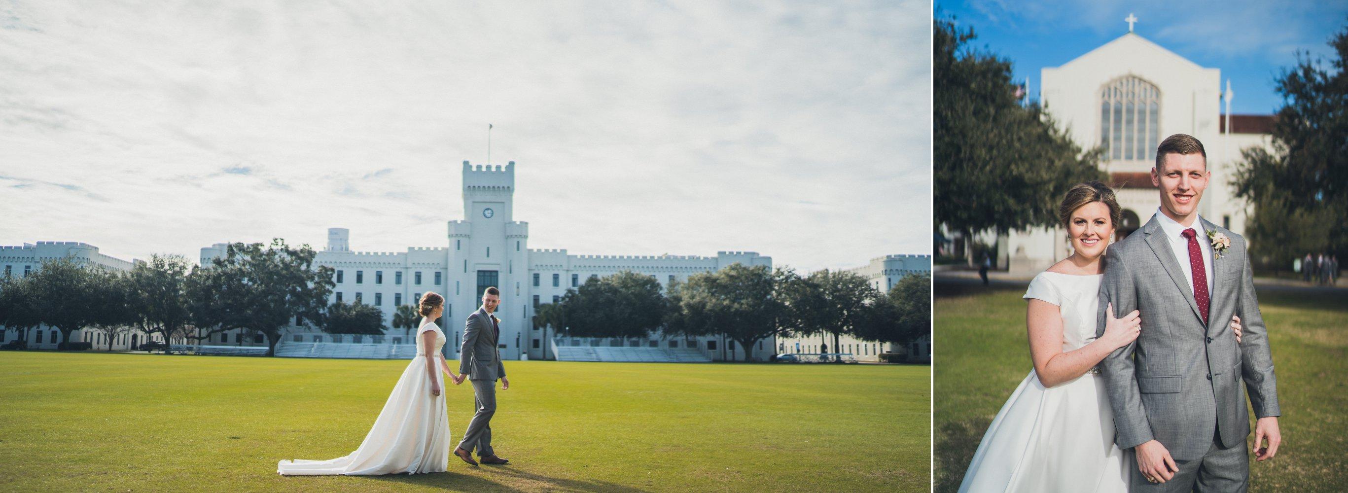 The Citadel Wedding