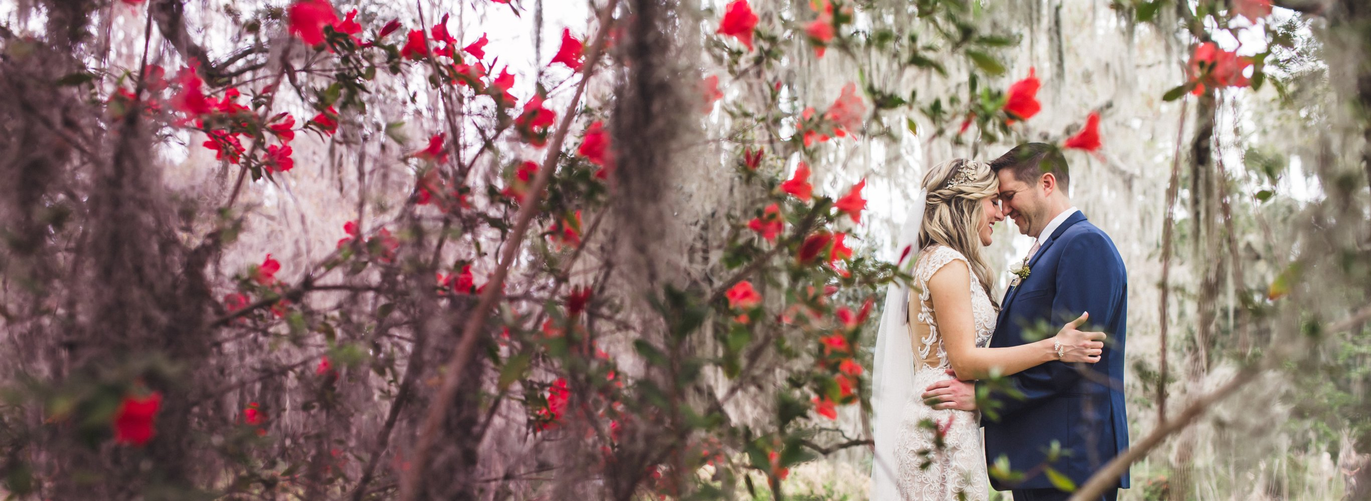 Spring Charleston Wedding
