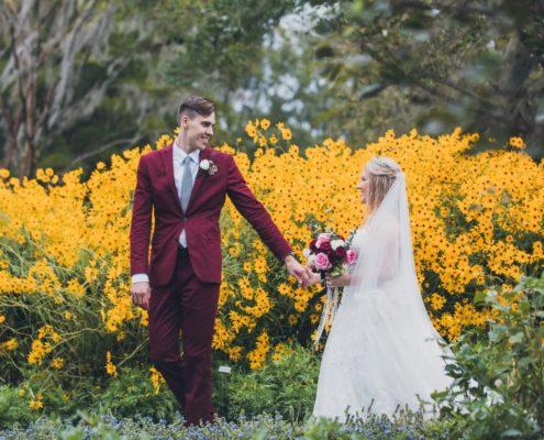 boone hall wedding