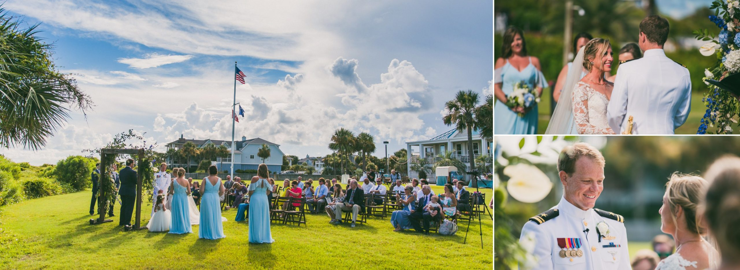 Citadel Beach House Wedding