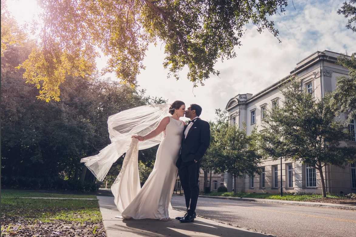 Gadsden House Wedding